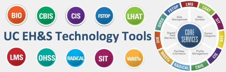 Link to EH&S Technology Tools